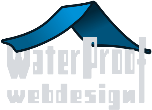 Waterproof-Webdesign