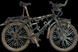 Mein Fahrrad – ein Troll